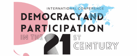 "12-15 JUL 2017 | ISA RC10: International Conference ""Democracy and Participation in the 21st Century"""