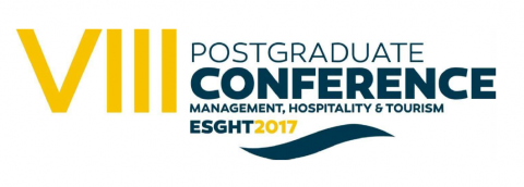 "7 JUL 2017 | VIII Postgraduate Conference ""Management, Hospitality & Tourism"" – Call for papers"