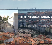 27 OCT 2017 | IWSEA: 5th International Workshop on the Socio-Economics of Ageing – Registration open