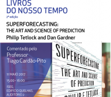 "11 MAY 2017 | Cycle Books of Our Time: ""Superforecasting: The Art and Science of Prediction"", by Philip Tetlock and Dan Gardner – Open call"