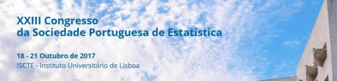 18-21 OUT 2017 | XXIII Congresso da Sociedade Portuguesa de Estatística – Chamada para participação