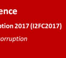 25 NOV 2017   I2FC2017 – 4th OBEGEF Interdisciplinary Insights on Fraud and Corruption Conference – Chamada para participação