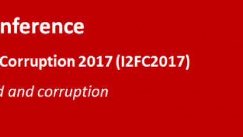 25 NOV 2017 | I2FC2017 – 4th OBEGEF Interdisciplinary Insights on Fraud and Corruption Conference – Calls for papers