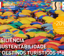 Training Course SOCIUS/ISEG | Resilience and Sustainability of Tourist Destinations