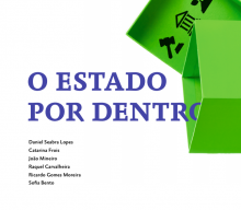 Study «O Estado por dentro», Coord. by Daniel Seabra Lopes – Available for download!