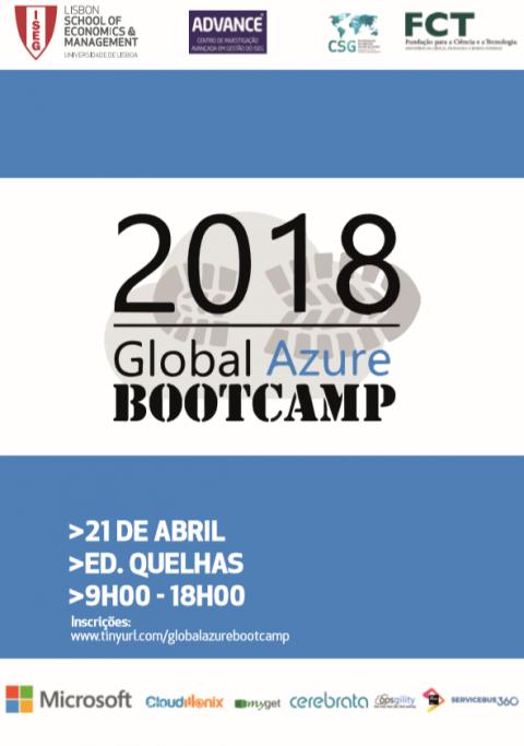21 ABR 2018 | Global Azure Bootcamp @ISEG