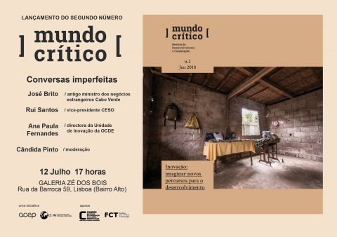 Launching of the 2nd Issue of Mundo Crítico – Magazine on Development and Cooperation