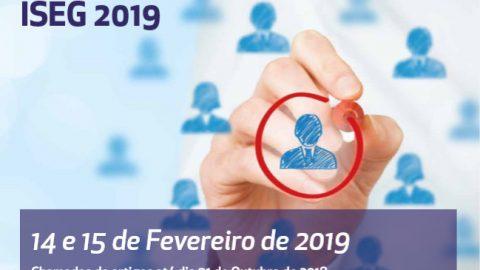 15-16 FEV 2019 | 2ª Conferência Internacional de GRH em Língua Portuguesa ISEG – Chamada de trabalhos prolongada