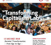 13 DEC 2018 | Transforming Capitalism Lab | Societal Transformation – From Ego to Ego