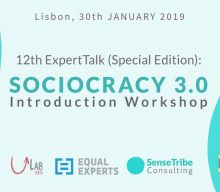 30 JAN 2019 | 12nd ExpertTalk (Special Edition): Sociocracy 3.0 Introduction Workshop – Open call!