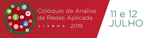 11-12 JUL 2019 | Available the final Program of CARA 2019 – III Colloquium on Applied Network Analysis