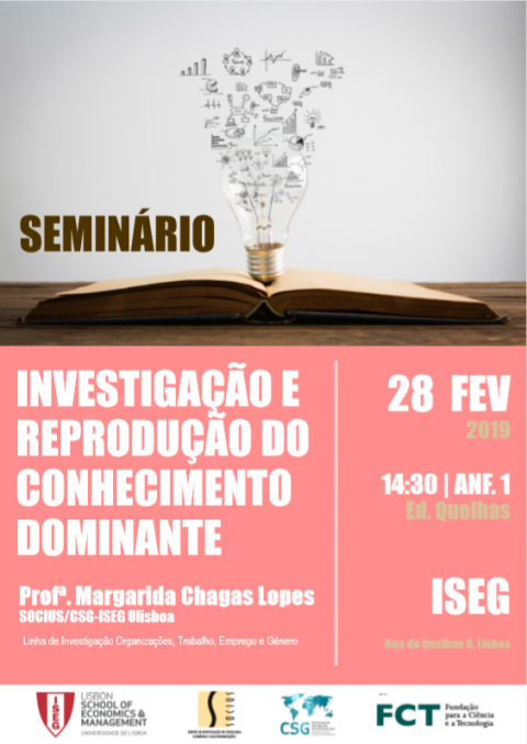 "28 FEB 2019 | Seminar ""Research and Reproduction of Dominant Knowledge"""