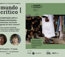 Launching Mundo Crítico: Magazine on Development and Cooperation Issue#3
