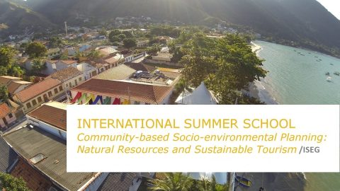 "International Summer Course ""Community-based Socio-environmental Planning: Natural Resources and Sustainable Tourism"" – Postponed"