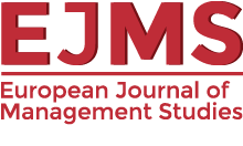 European Journal of Management Studies has new Editorial Board