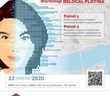 Workshop RELOCAL PLOTINA: A mulher como agente de transformação local