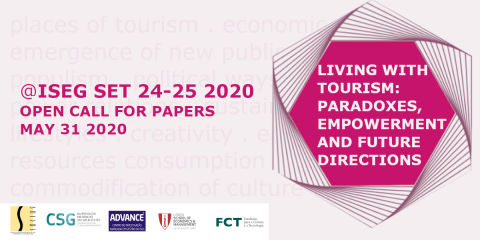 "Call for papers: Workshop ""Living with Tourism: Paradoxes, Empowerment and Future Direction"""