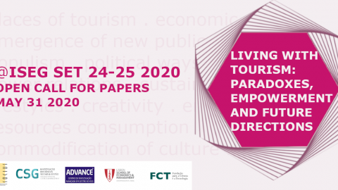 """Call for papers: Workshop""""Living with Tourism: Paradoxes, Empowerment and Future Direction"""""""