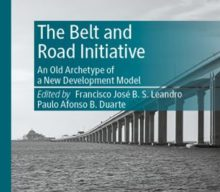 "New book chapter: ""The Financing of the Belt and Road Initiative: Blessings and Curses"" by Enrique Galán"