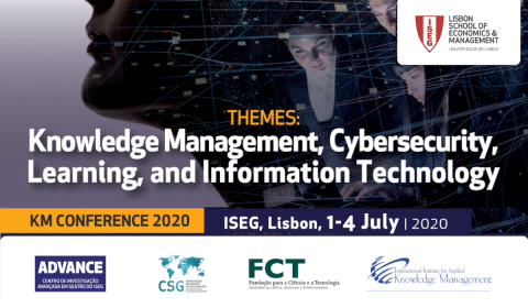 Knowledge Management Conference 2020 – Online