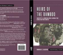 Novo livro Heirs of the Bamboo. Identity & Ambivalence among the Eurasian Macanese (Ago. 2020) de autoria de Marisa Gaspar