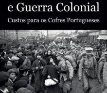 """Novo Livro """"Grande Guerra e Guerra Colonial. Custos para os Cofres Portugueses"""" (2020) de Ricardo Ferraz"""
