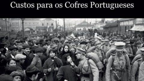 """New Book """"Grande Guerra e Guerra Colonial. Custos para os Cofres Portugueses"""" (2020) by Ricardo Ferraz"""