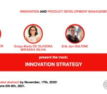 "28th Innovation and Product Development Management Conference | Call for abstracts to the track ""Innovation Strategy"""