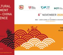 Cross Cultural Management Portugal-China Conference | Inscrições abertas