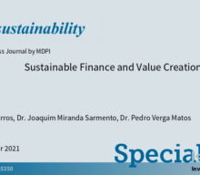 "Call for Papers to the Special Issue ""Sustainable Finance and Value Creation"""