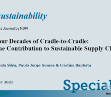 """Call for papers to the Special Issue """"Four Decades of Cradle-to-Cradle: The Contribution to Sustainable Supply Chains"""""""
