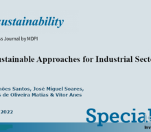 """Call for papers to the Special Issue """"Sustainable Approaches for Industrial Sectors"""""""