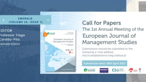 """Call for papers   """"The 1st Annual Meeting of the European Journal of Management Studies"""""""