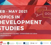 Tópicos em Estudos de Desenvolvimento – Ciclo de Conferências