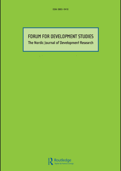 """Novo artigo""""State-Security First' and the Militarization of Development: Local Perceptions on Post-Conflict Reconstruction Policies in Pakistan's Tribal Areas (2015–2019)"""" de Asif Iqbal Dawar"""