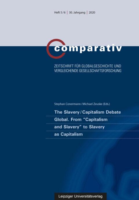 """Novo artigo """"The Slavery/Capitalism Debate Global. From """"Capitalism and Slavery"""" to Slavery as Capitalism"""" de Bruno Lamas"""