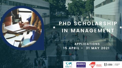 Call for a Doctoral Scholarship in Management