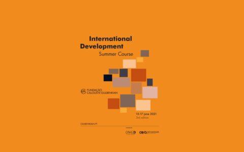 III Edição do International Development Summer Course
