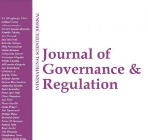 """Novo artigo """"The GBB Index: A Proposal to Measure the Gender Balance on Company Boards"""""""