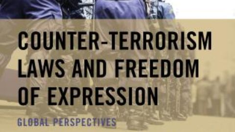 "Novo capítulo de livro ""Parliamentary Discussion of Counter-terrorism in Portugal: Discourses on the Right and on the Left"", de autoria de Eunice C. Seixas"