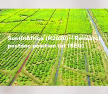 SustInAfrica (H2020) – Research postdoc position (at ISEG)