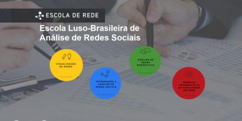 Escola Luso-Brasileira de Análise de Redes Sociais – Edição 2021