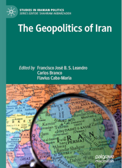 """New book chapter """"The International Financial Institutions: An ajar door to the external financing of Iran"""", by Enrique Martínez-Galán"""